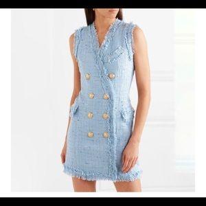 Designer Inspired Blazer Dress.